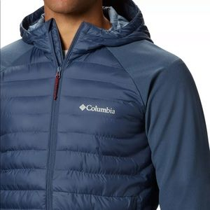 Columbia Rogue Explorer Hybrid Insulated Jacket